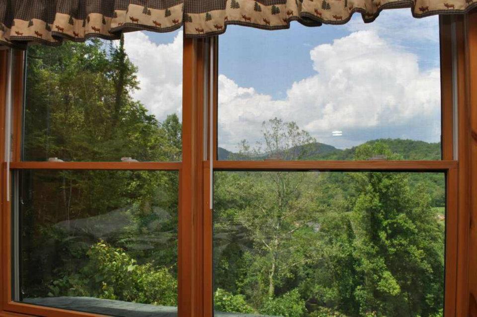 Cabin 4 Bedroom View