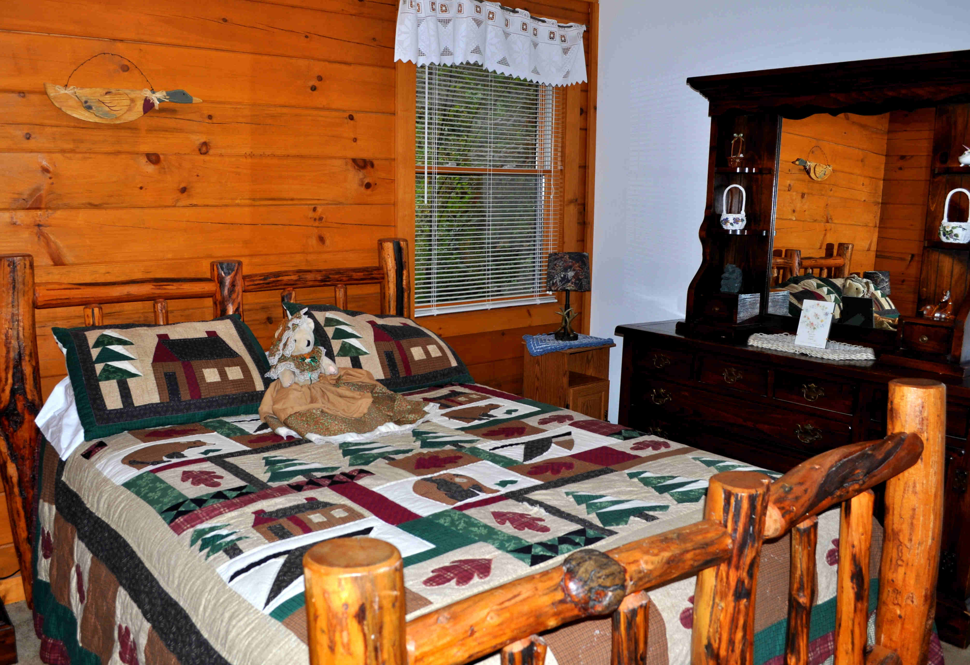 Cabin 3 Bedroom 1