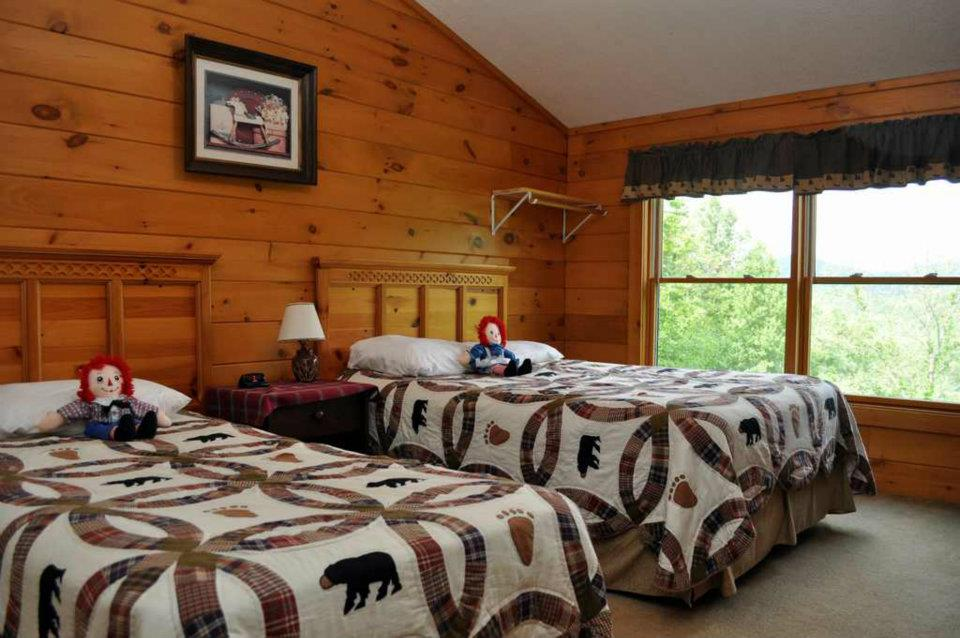 Merveilleux Deer Country Cabins In Maggie Valley NC |