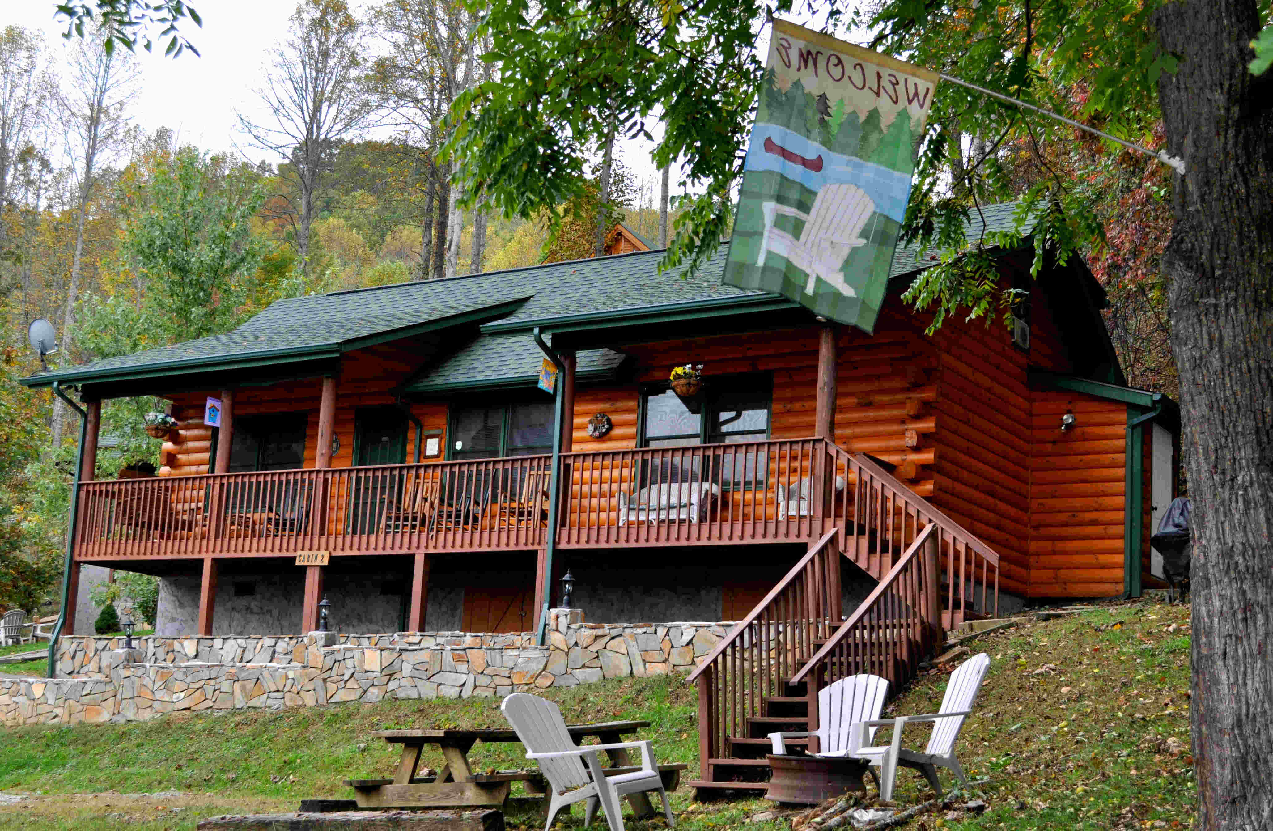 deer country cabins in maggie valley nc