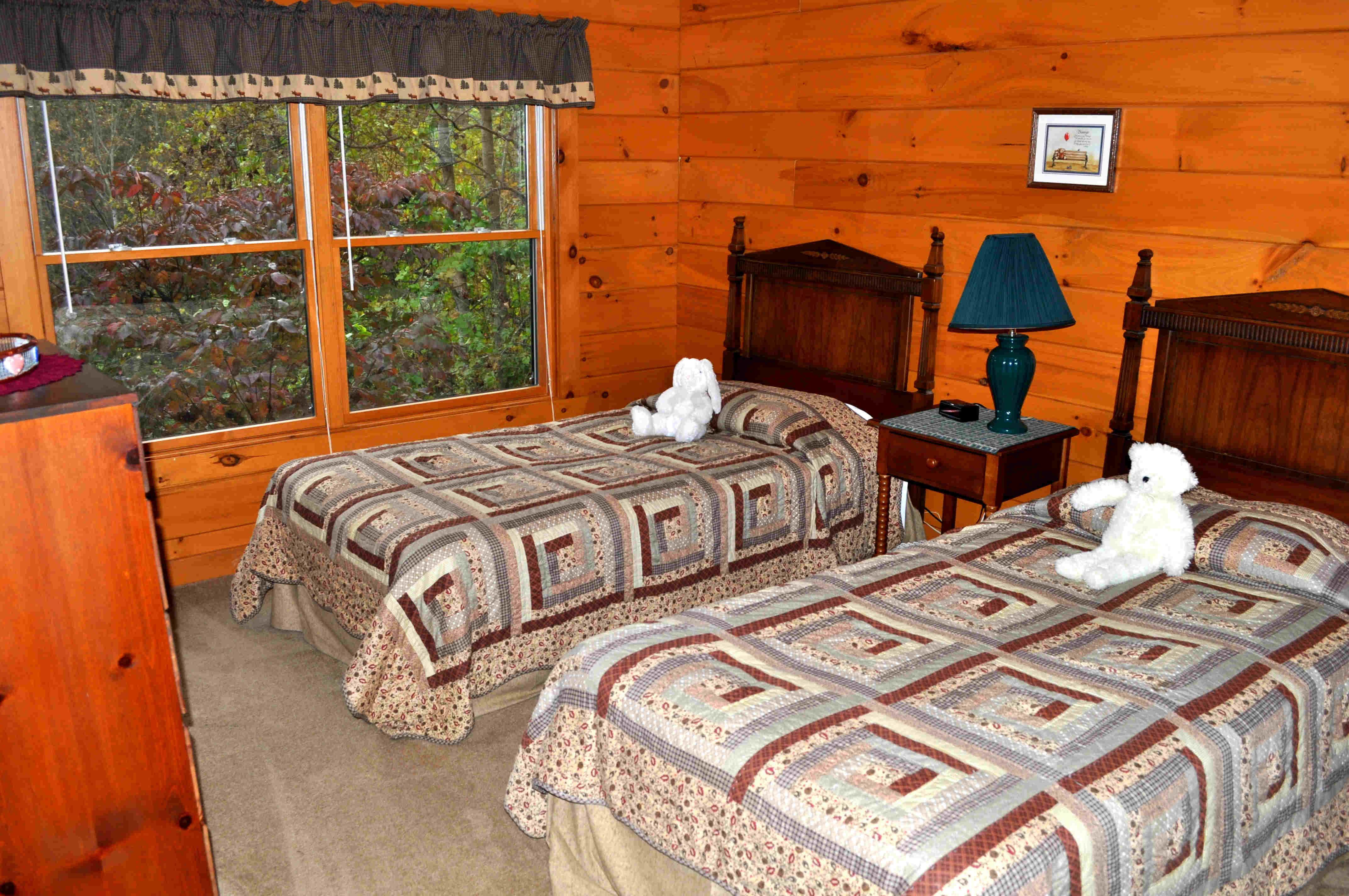 Cabin 3 Loft 2